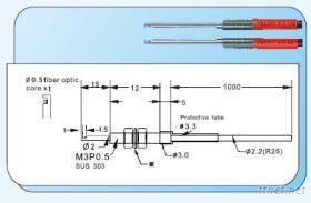 F&C嘉准 FFT-310-15D 光纖管 側視光纖