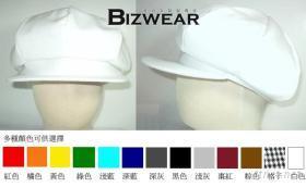 餐饮用帽,餐厅外场人员戴帽子,面包店,时尚帽,
