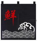 日式門簾,日本餐廳門簾,和風門簾,日本料理店門簾,餐飲專用門簾