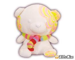 塗鴉大頭熊-布娃娃