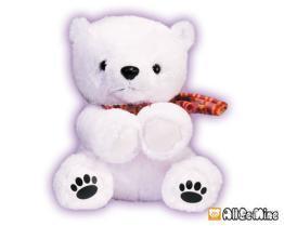 北極熊-絨毛娃娃