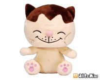 变身俏皮日本猫-绒毛娃娃
