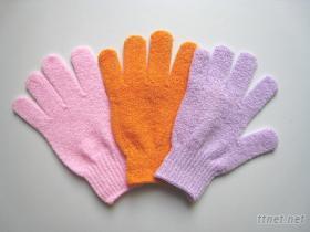 桑拿按摩手套