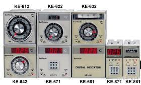 机械式温度控制器