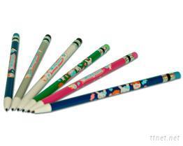 圆管皮头自动铅笔