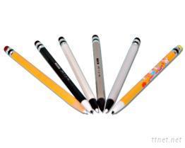 六角皮头自动铅笔