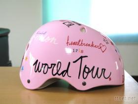 熘冰头盔 极限运动头盔 单车头盔 梅花头盔
