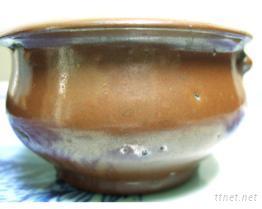 【明】醬釉香爐