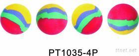 橡膠發泡球