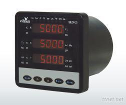 CT電流表,三相電壓表
