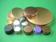 化妝品鋁蓋