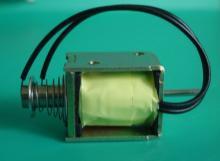 電磁鐵(螺線管)