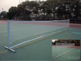 網,羽球網架