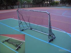 摺疊足球門