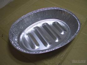 橢圓燒烤盤