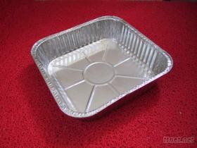 8吋鋁箔正方盤
