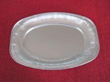 鋁箔橢圓盤