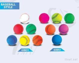 高彈力橡膠發泡球