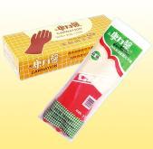 康乃馨家庭用雙色手套