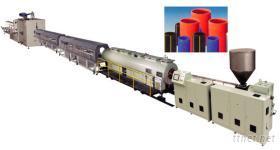 HDPE-PPR燃氣管生產線