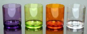 可叠低杯, 塑胶杯, 水杯, 压克力杯, 叠叠杯, 饮料杯, 低杯, 漱口杯, 重迭杯
