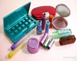 化妆品容器喷漆