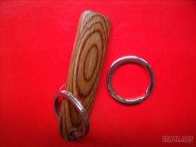 禮品 木制鑰匙扣 金屬鑰匙圈 新奇禮品