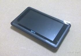 4.3寸高清寬屏MP5播放器 PMP