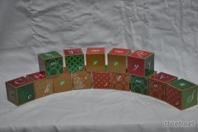 聖誕方塊積木(2)