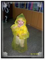 兒童輕便雨衣