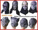 萬聖節.聖誕節.角色扮演造型舞會表演服裝道具- 恐怖面具