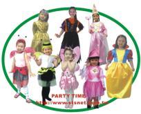 萬聖節.聖誕節.角色扮演造型舞會表演服裝-女孩