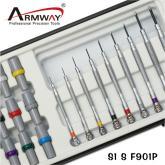 Armway S1 S F901P精密鐘錶珠寶工具