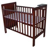 台制婴儿床(白杨木)