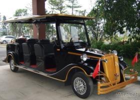 豪華型電動老爺車