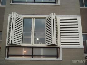 折疊式百葉門窗