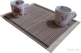 天然日式原木餐墊(高級餐廳的最愛)