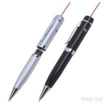 筆型隨身碟, 雷射筆