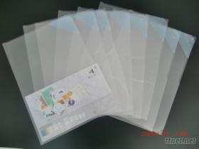 PP白條袋、文件袋、PP文件袋、文件冊、文件盒