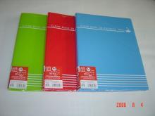 PP文件夾、PP相冊、PP文具盒、PP名片冊、PP風琴包