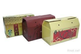各式XO醬彩盒