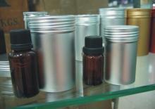供應精油鋁罐,鋁瓶,鋁盒,鋁制品,鋁蓋.