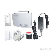 白色GSM防盜報警器主機