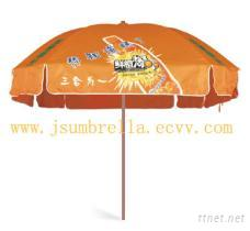 沙滩伞,广告伞,促销伞,庭院伞,大伞,直骨伞