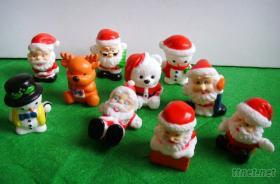 搪膠聖誕老人 萬聖節玩具開發生產