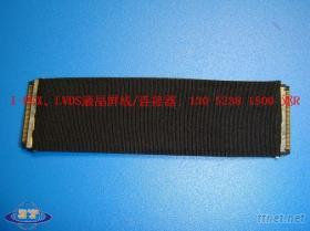 I-PEX 20345/20346/20347 SGC同軸線加工 0.4mm picth
