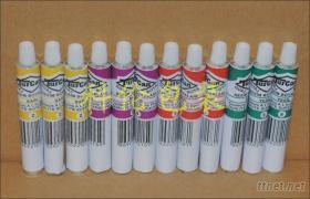 顏料鋁軟管