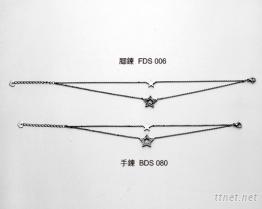 手链+脚链