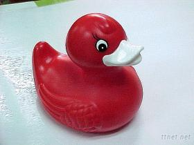 Bathtub floating duck toys沐浴玩具