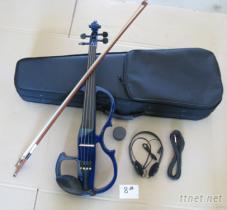 彩色纯手工电声小提琴-颜色多种多样,欢迎选购